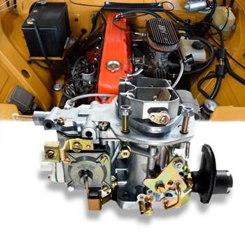 Carburador Opala 6cc Solex Duplo Álcool
