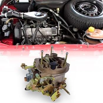 Carburador Tldf Fiat Uno Premio Elba Fiorino 1.6 Álcool
