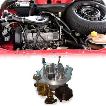 Carburador Tldf Fiat Uno Premio Elba Fiorino Motor 1.6 Gasolina