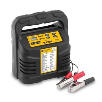 Carregador De Baterias 200a Cib 200 Inteligente Vonder 110v
