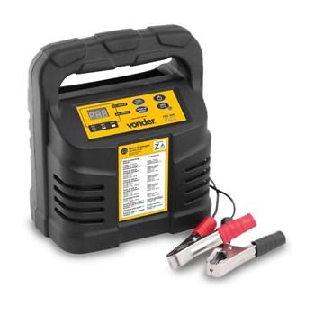 Carregador De Baterias 200a Inteligente Cib 200 Vonder 220v