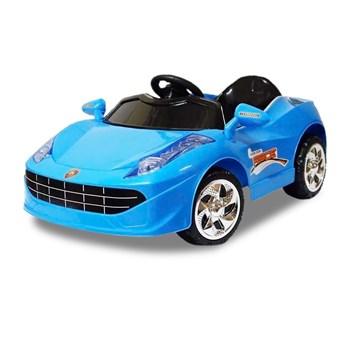 Carro Elétrico Infantil Com Marcha Ré E Luzes