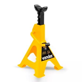 Cavalete Para Veículos Reforçado Vonder Kit 02 Peças - Par