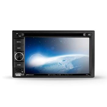 Central Multimídia Versa Evolve Dvd 2 Din Mp3 Tela 6,2