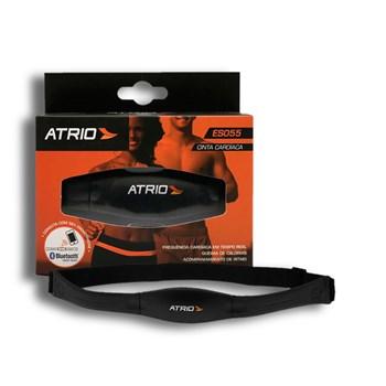 Cinta Cardíaca Atrio Es055 Com Bluetooth Preta Multilaser