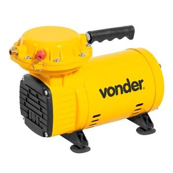 Compressor Ar Direto Jet Press 1/2cv 2,3pcm 110v/220v Vonder