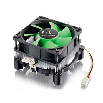 Cooler Processador Amd E Intel Multilaser 2400 RPM