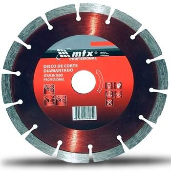 Disco Diamantado 350mm 25,04 Polegadas Segmentado - Mtx - 73
