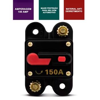 Disjuntor Automotivo Tech One 150amp Proteção