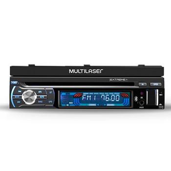 Dvd Carro Bluetooth Dual Zone Gps Tv Digital Usb Dvd Rádio