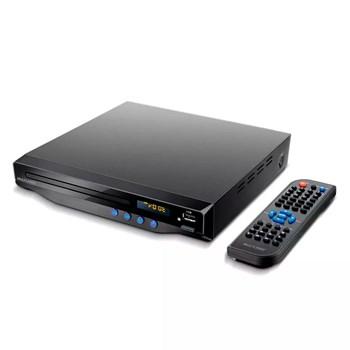 Dvd Player Multilaser Sp193 - Hdmi / Usb / Karaokê