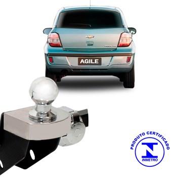 Engate Reboque Agile 2014 2015 2016 2017 Tração 700 Kg