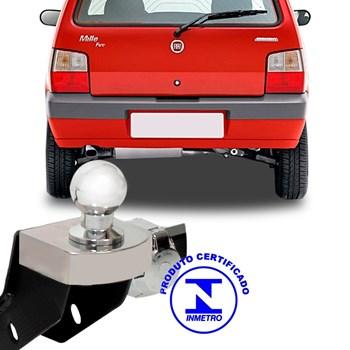 Engate Reboque Fiat Uno 2004 A 2012 Fixo 700 Kg