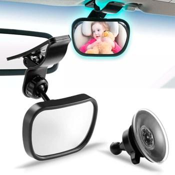 Espelho Retrovisor 2 Em 1 Multikids Safe Travel  Baby - BB180
