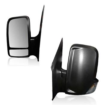 Espelho Retrovisor Sprinter 2012 A 2016 Fixo C/pisca