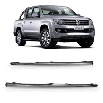ESTRIBO LATERAL AMAROK TUBULAR 2011 2012 2013 2014 2015