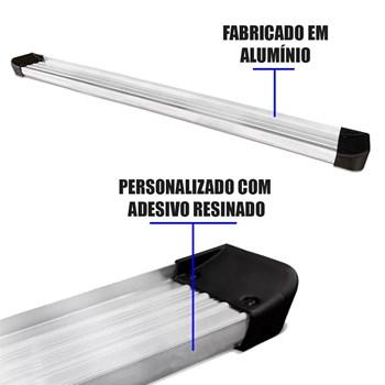Estribo Plataforma Ranger 2012 2013 2014 2015 2016  Lateral Dupla