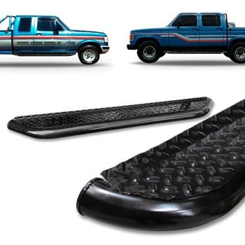 Estribo Tubolar D20 D10 Ford F1000 Cabine Dupla