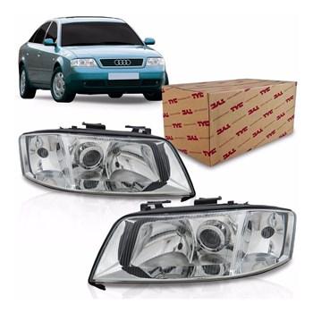 Farol Audi A6 1997 1998 1999 1997 1998 1999