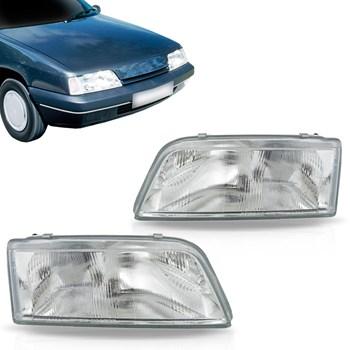 Farol Citroen Zx 1992 1993 1994 1995 1996 1997 1998 Foco Simples