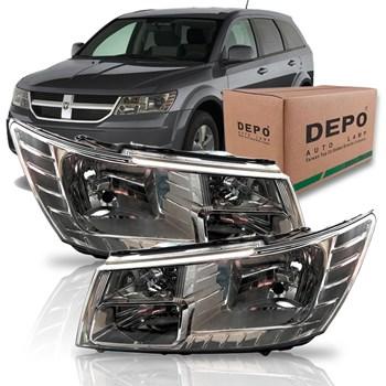 Farol Dodge Freemont Journey 2008 2009 2010 2011 2012