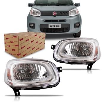 Farol Fiat Uno 2015 2016 2017 2018
