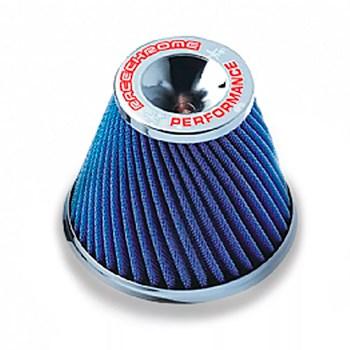 Filtro Ar Mono Fluxo Twister C/ Tecido Filtrante Azul