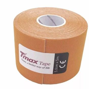 Fita Kinesio Tape Bandagem 5m Por 5cm Pronta Entrega Bege