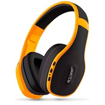Fone De Ouvido Multilaser Pulse PH151 Bluetooth 4.0 Amarelo