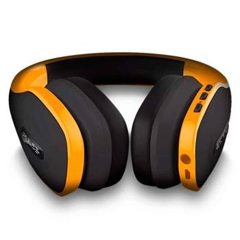 Fone De Ouvido Multilaser Pulse PH151 Bluetooth 4.0 Amarelo<BR>