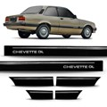 Friso Lateral Chevette Dl 1987 A 1990