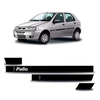 Friso Lateral Palio 1996 A 2004 4p