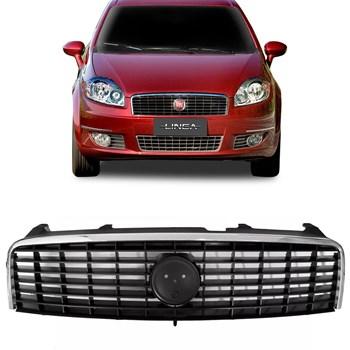 Grade Dianteira Fiat Linea 2008 A 2013 Superior
