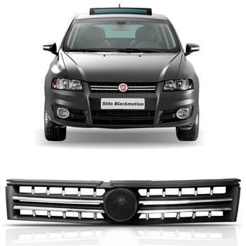 Grade Fiat Stilo Friso Cromado 2008 2009 2010 2011 2012