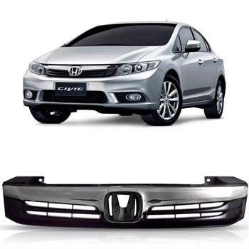 Grade Honda New Civic Completa 2012 2013 2014 Externa + Interna