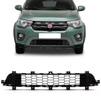Grade Inferior Interna Parachoque Fiat Mobi 2016 2017 2018