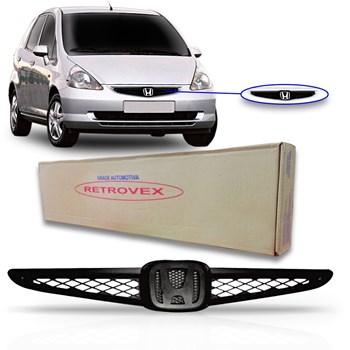 Grade Parachoque Honda Fit 2003 2004 2005 2006 Superior
