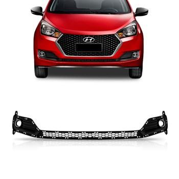 Grade Tela Inferior Parachoque Hyundai Hb20 2016 A 2017