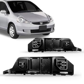 Guia do Parachoque Dianteiro Honda Fit 2003 A 2008