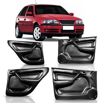 Jogo de Forro de Porta Volkswagen Gol 1996 1997 1998 1999 2000 2001 2002 2003 2004 2005