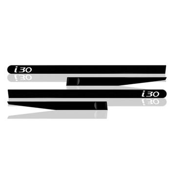 Jogo Friso Lateral I30 - 4 Peças