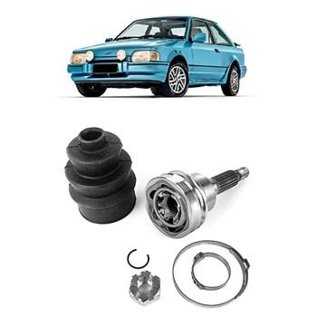 Junta Deslizante C/ Kit Reparo L Cambio Escort 1.8 1992 1993 1994 1995 1996