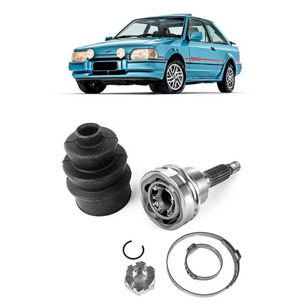 Junta Deslizante C/ Kit Reparo L Cambio Escort 2.0 1992 1993 1994 1995 1996