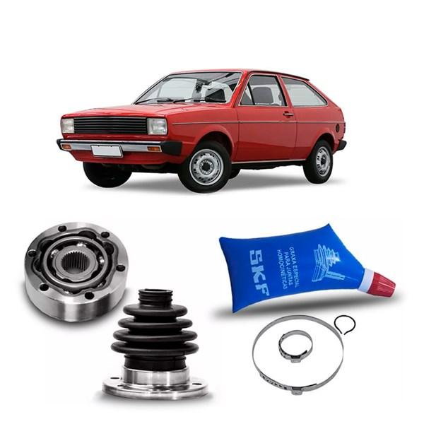Junta Deslizante C/ Kit Reparo L Cambio Gol 1.3 8v 1980 1981 1982