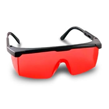 Kit 10 Óculos Segurança Vonder Foxter Vermelho