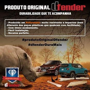 Kit Aparabarro Fiat Toro 4 Peças
