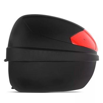 Kit Baú Givi Moto 30 Litros + Capa De Chuva Atrio