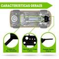 Kit Corolla 2008 A 2014 Engate Fixo + Protetor Carter
