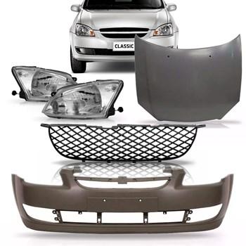 Kit Frente Chevrolet Classic 2011 2012 2013 2014 2015 2016