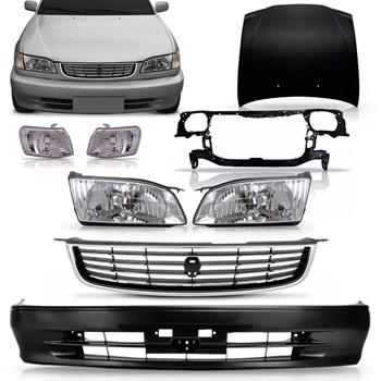 Kit Frente Corolla 1999 2000 2001 2002 Toyota